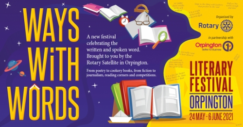 Ways With Words Literary Festival Poster