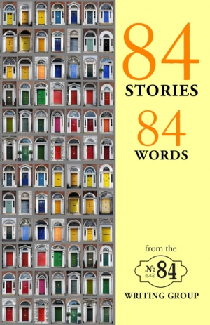 84 Stories 84 Words - Cover
