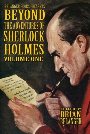 Beyond the Adventures of Sherlock Holmes: Volume One - Cover