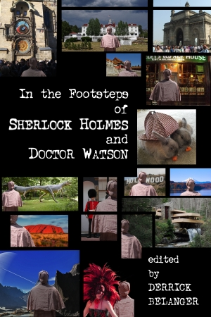 In the Footsteps of Sherlock Holmes and Doctor Watson - Cover