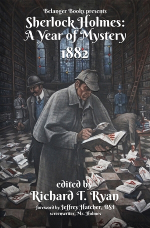 Sherlock Holmes: A Year of Mystery 1882 - Cover