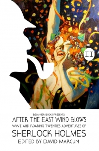 Sherlock Holmes: After The East Wind Blows Part II - Cover