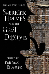 Sherlock Holmes and the Great Detectives - Cover