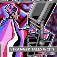 Stranger Tales of the City - Cover