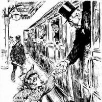 The Railway Children - Illustration by C.E. Brock