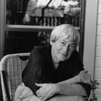 Photo of Ursula K. Le Guin