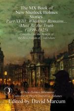 The MX Book of New Sherlock Holmes Stories: Part XVIII
