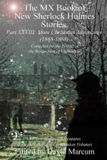 The MX Book of New Sherlock Holmes Stories: Part XXVIII - Cover