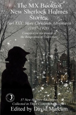The MX Book of New Sherlock Holmes Stories: Part XXX - Cover